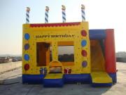 jeux gonflable anniversaire